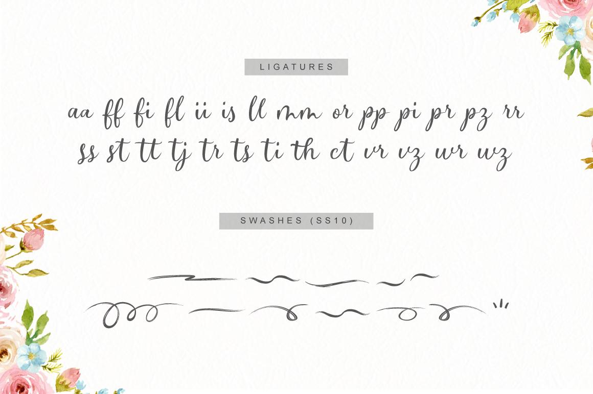 Hectoria Script example image 10