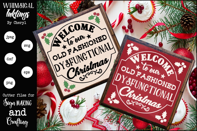 Christmas Cheer SVG Bundle SUPER SAVER example image 20