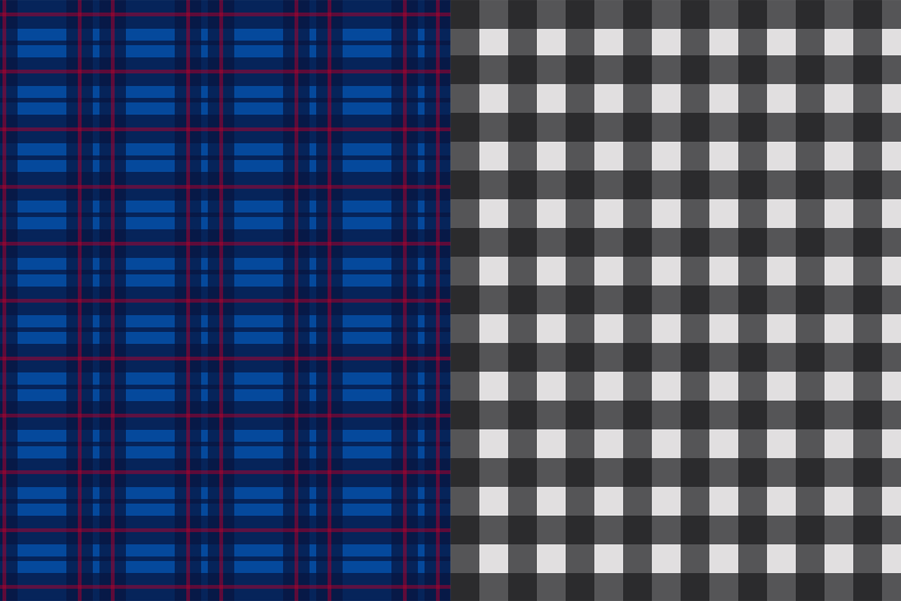 10 Checkered Patterns example image 7