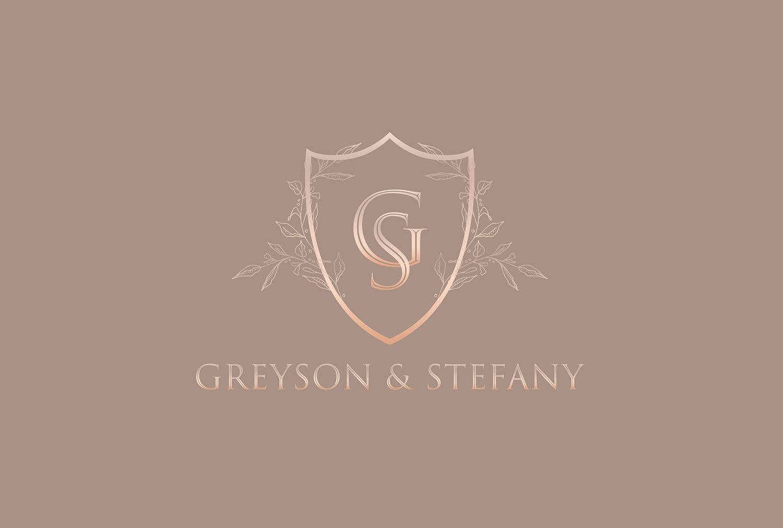 Luxury Wedding Logo example image 2