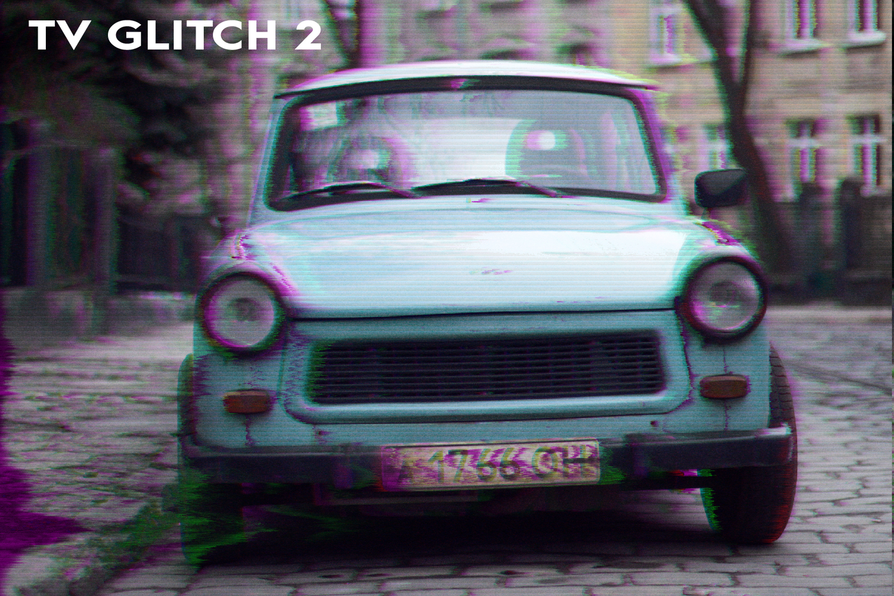 AL's Glitch TV Action Pack Vol. 1 example image 4
