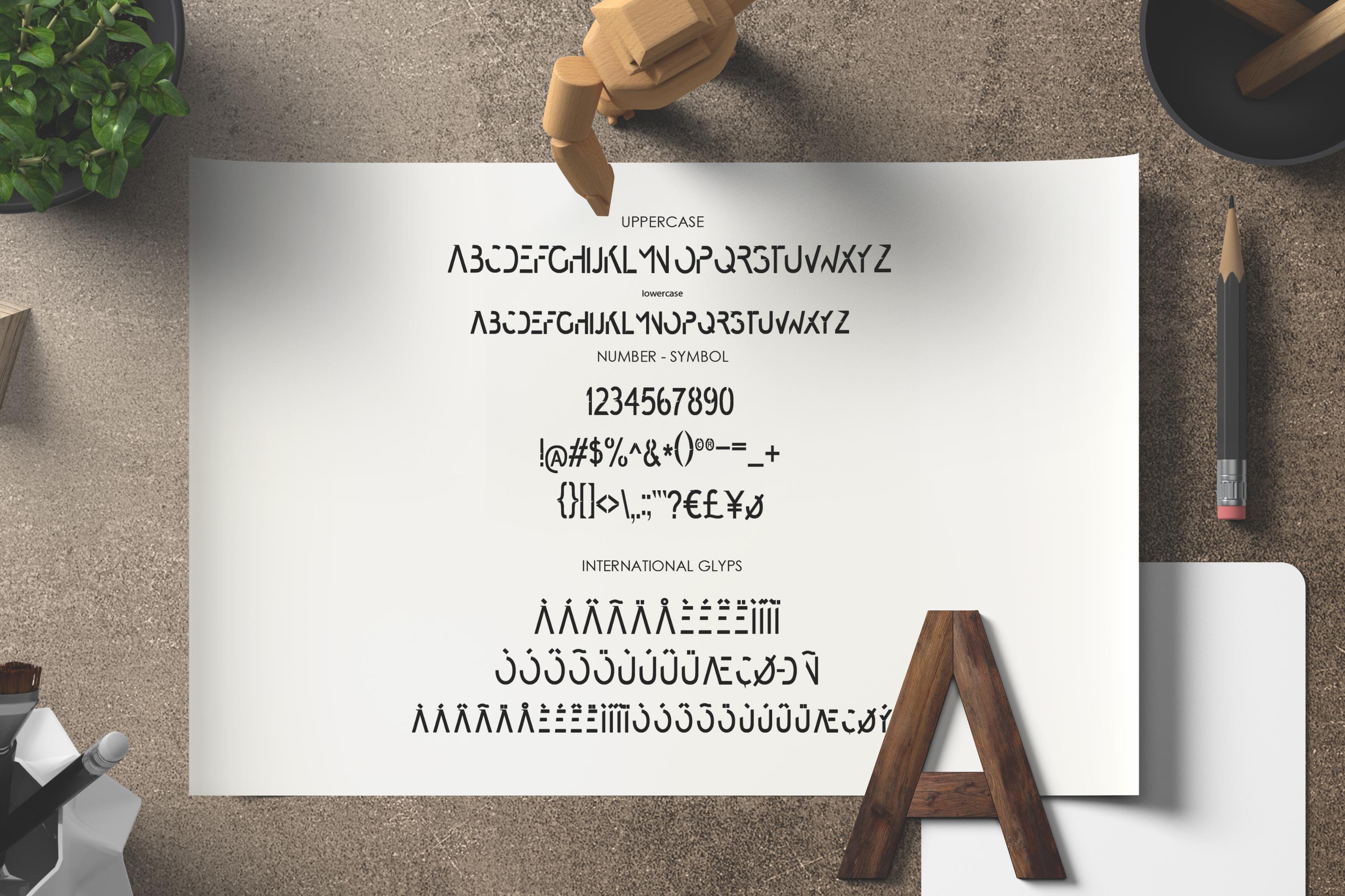 Anggun Font example image 5