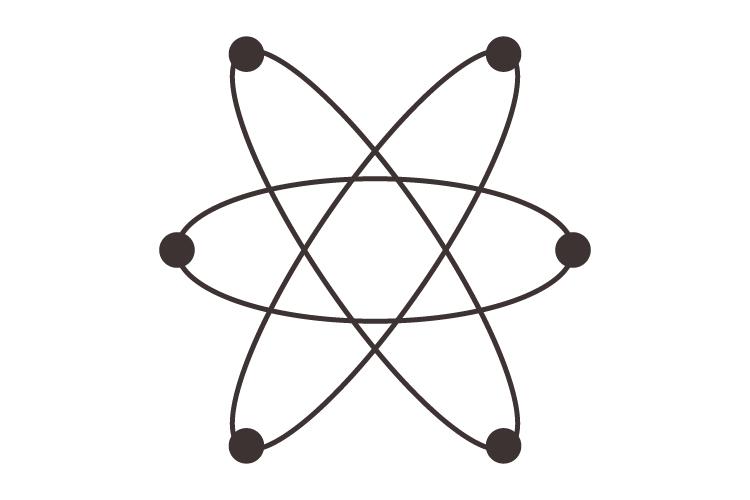 Atom icon example image 1