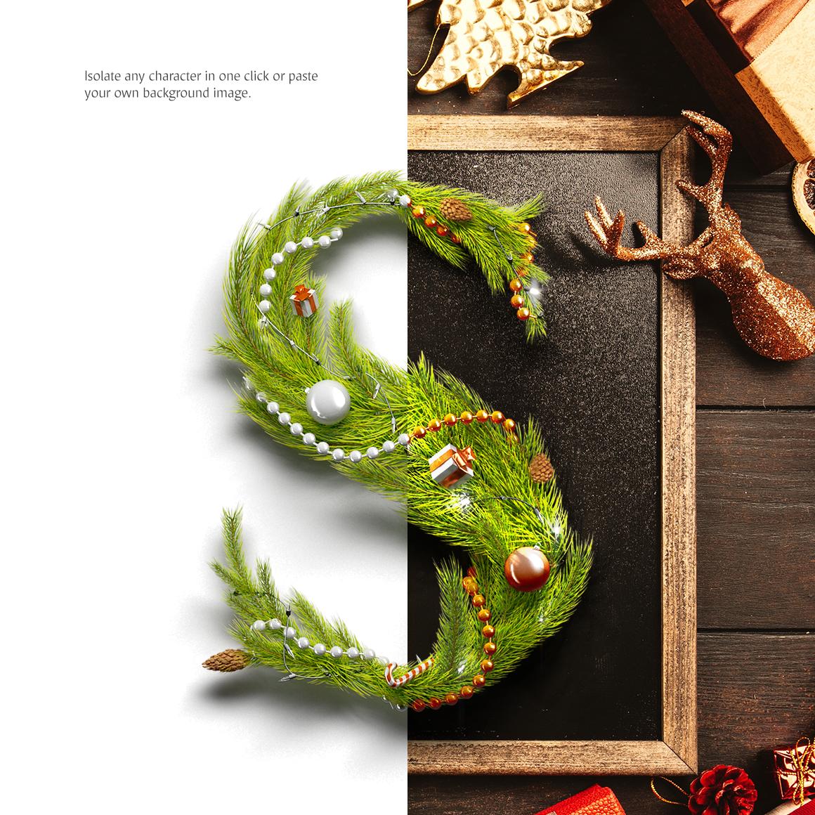 Christmas Animated Typeface example image 8