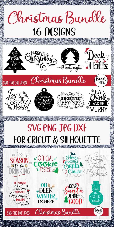 Christmas Holiday Bundle example image 10