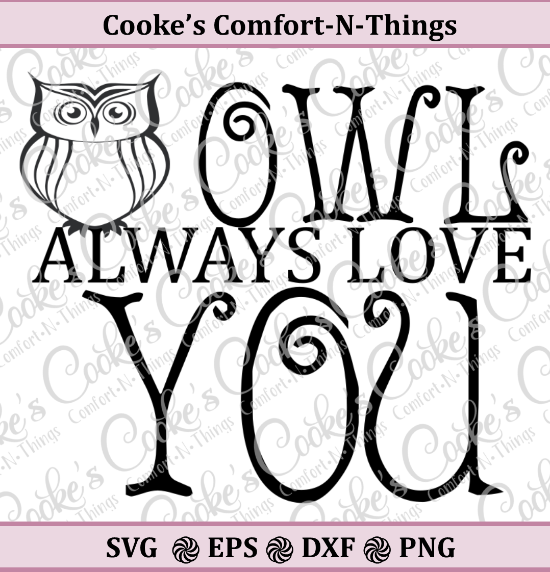 Owl always love you example image 1