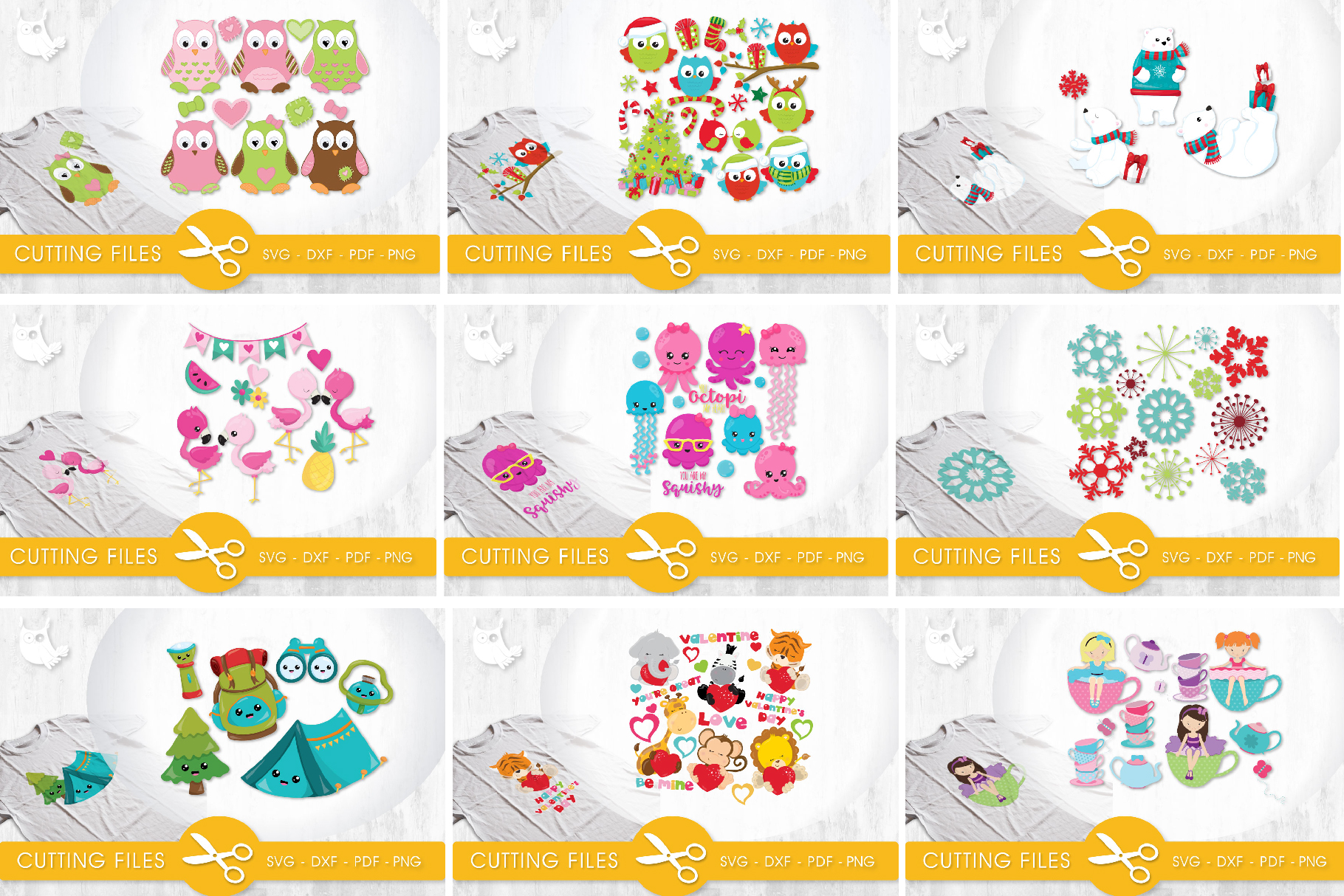 The AMAZING CRAFT BUNDLE, 1500 in 1, cutting file svg, dxf, example image 6