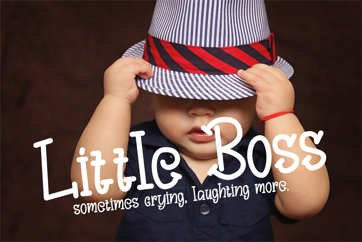 Bungah | Cute Font example image 3
