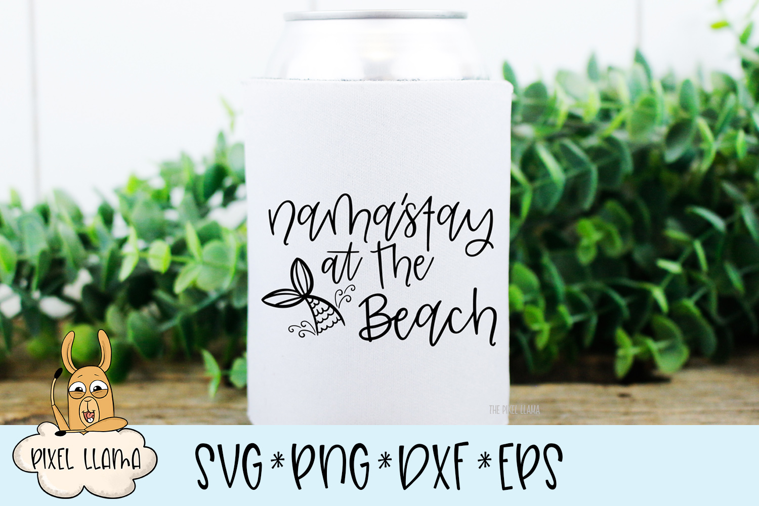 Nama'Stay At The Beach SVG example image 1