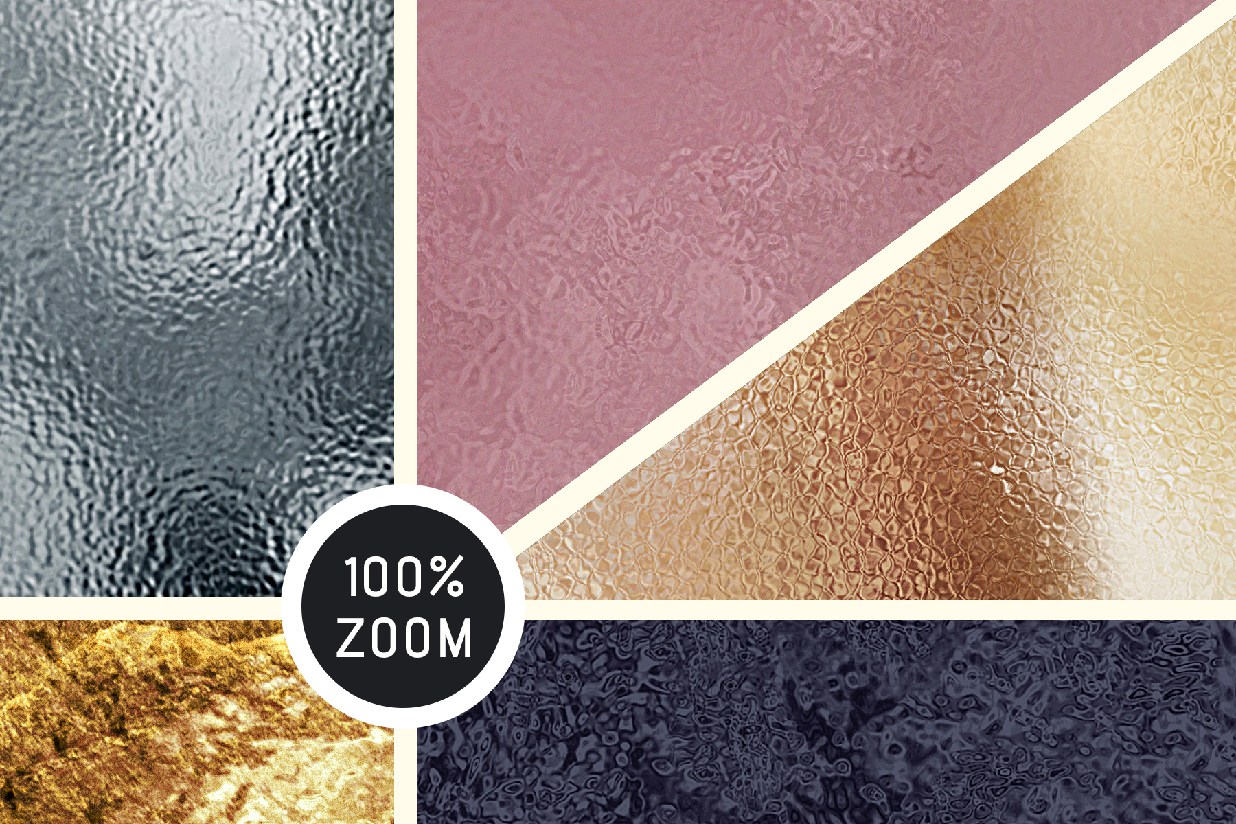Luxe - 200 Textures and Patterns - Foil, Glitter, Marble example image 17
