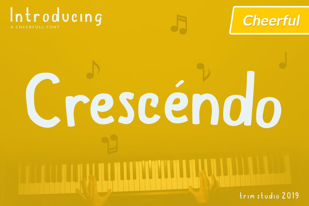 Crescendo example image 7