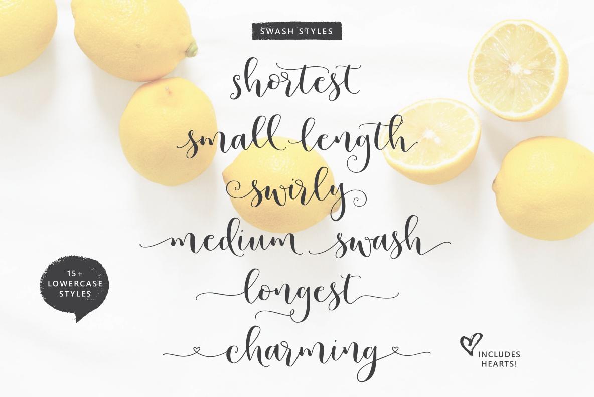 Lemons Mangos Sunshine example image 10