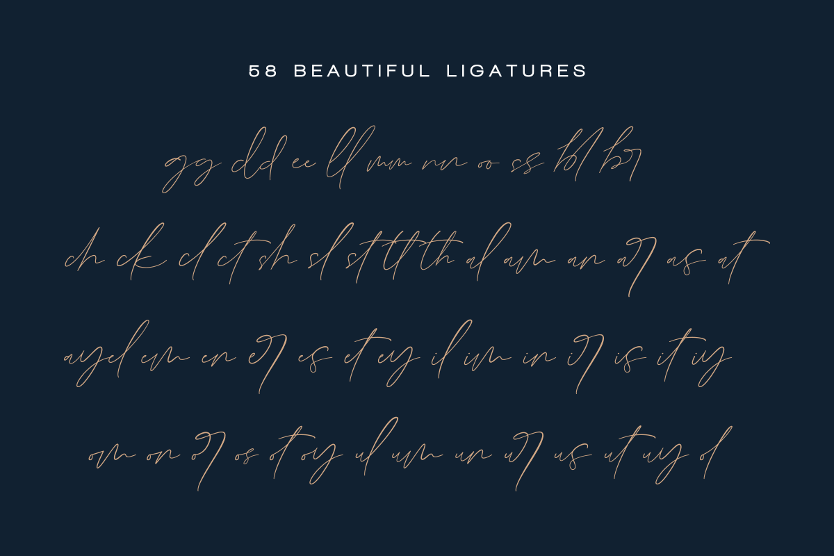 Germany - Luxury Font Duo example image 19