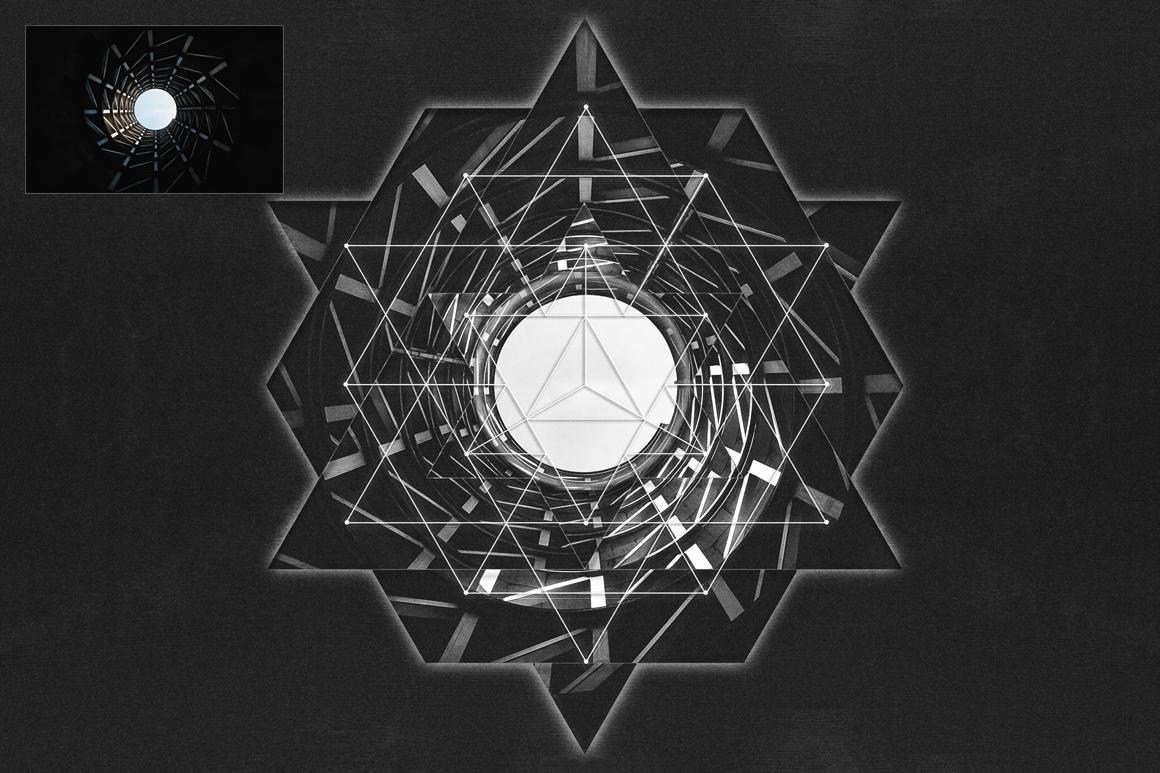 Sacred Geometry Generator example image 14