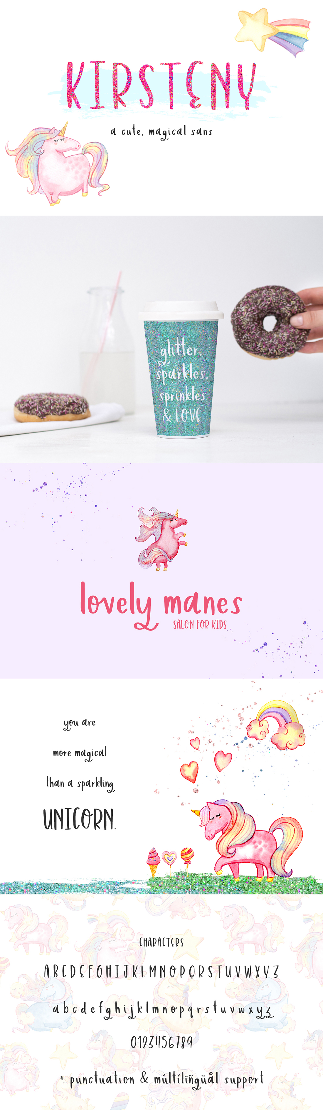 The Crafter's Font Bundle example image 8