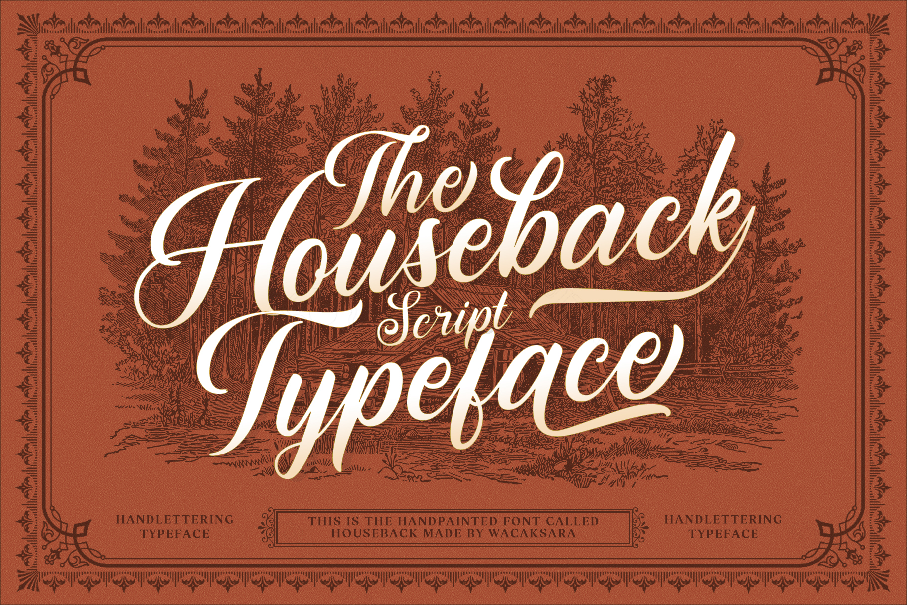 Houseback example image 1