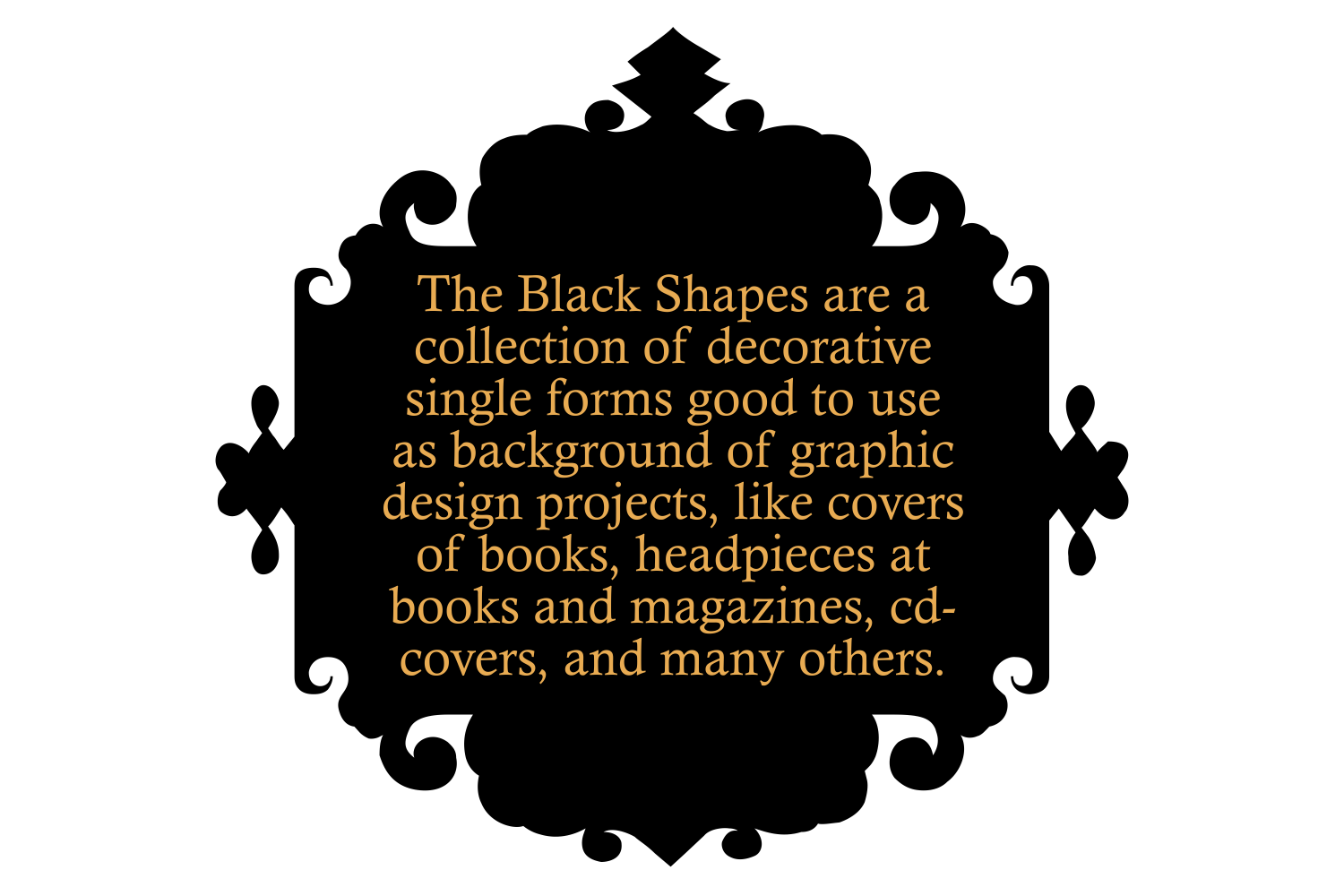 The Black Shapes example image 3