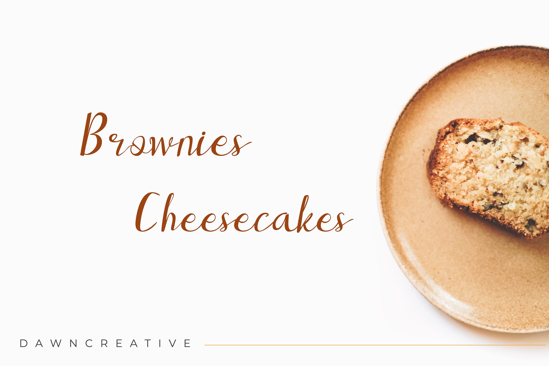 Brownies example image 2