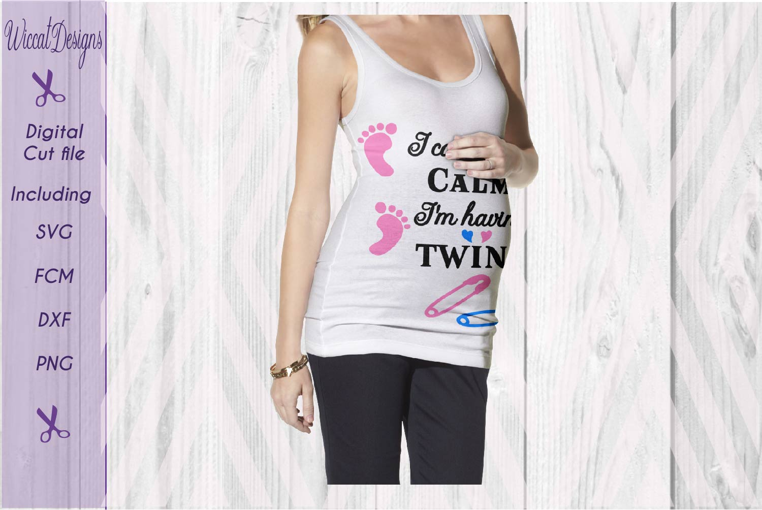 Twins svg, pregnant svg, Quotes svg, Keep calm svg, newborn example image 1