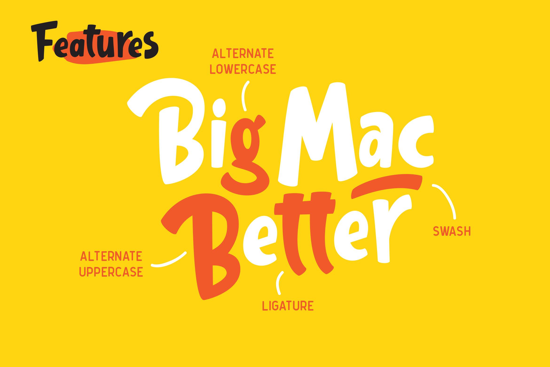 Gula - Playful Font example image 8