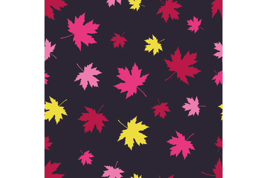 Set of 6 seamless vector backgrounds and 6 posters Thanksgiving Day. example image 13