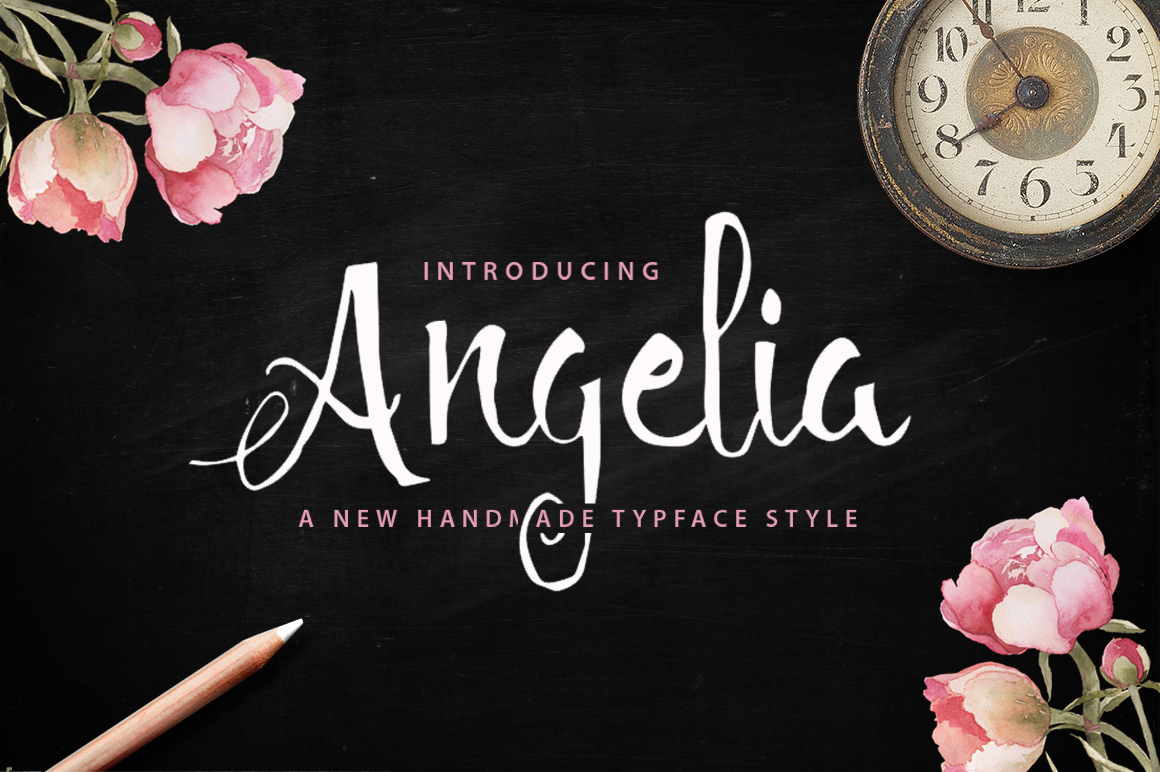 27 IN 1 FONT BUNDLE - 98 OFF Double Discount example image 5