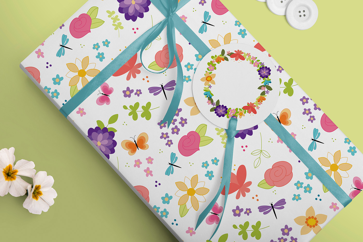 It's Springtime - Easter & Spring Graphics and Papers example image 7