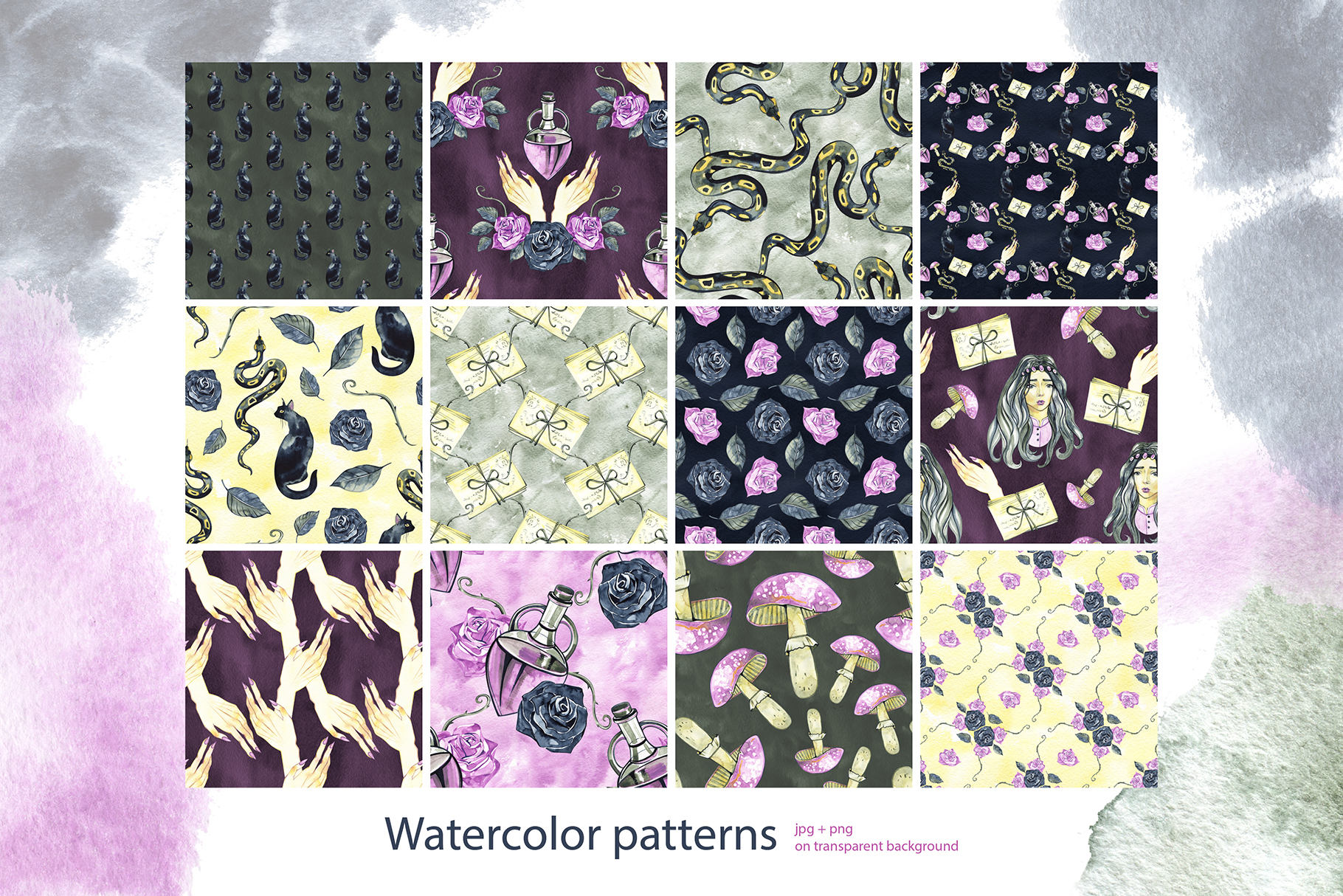 Mystical pattern constructor example image 2