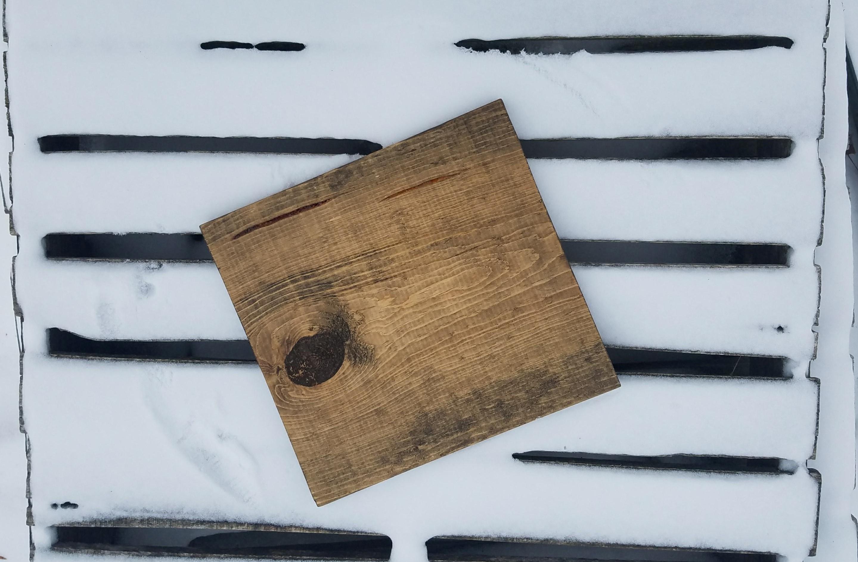 Wood sign Mockups example image 13
