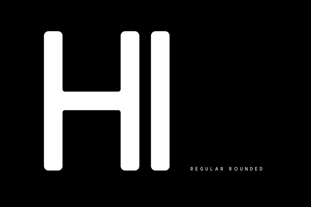 Visage Typeface example image 6