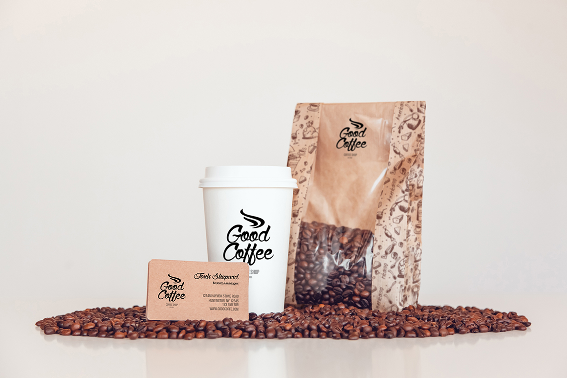 Coffee Branding Mock-up example image 1