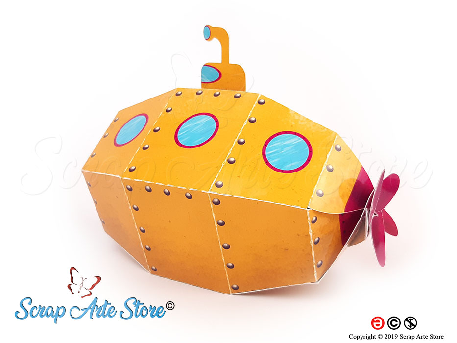 Submarine Box example image 2
