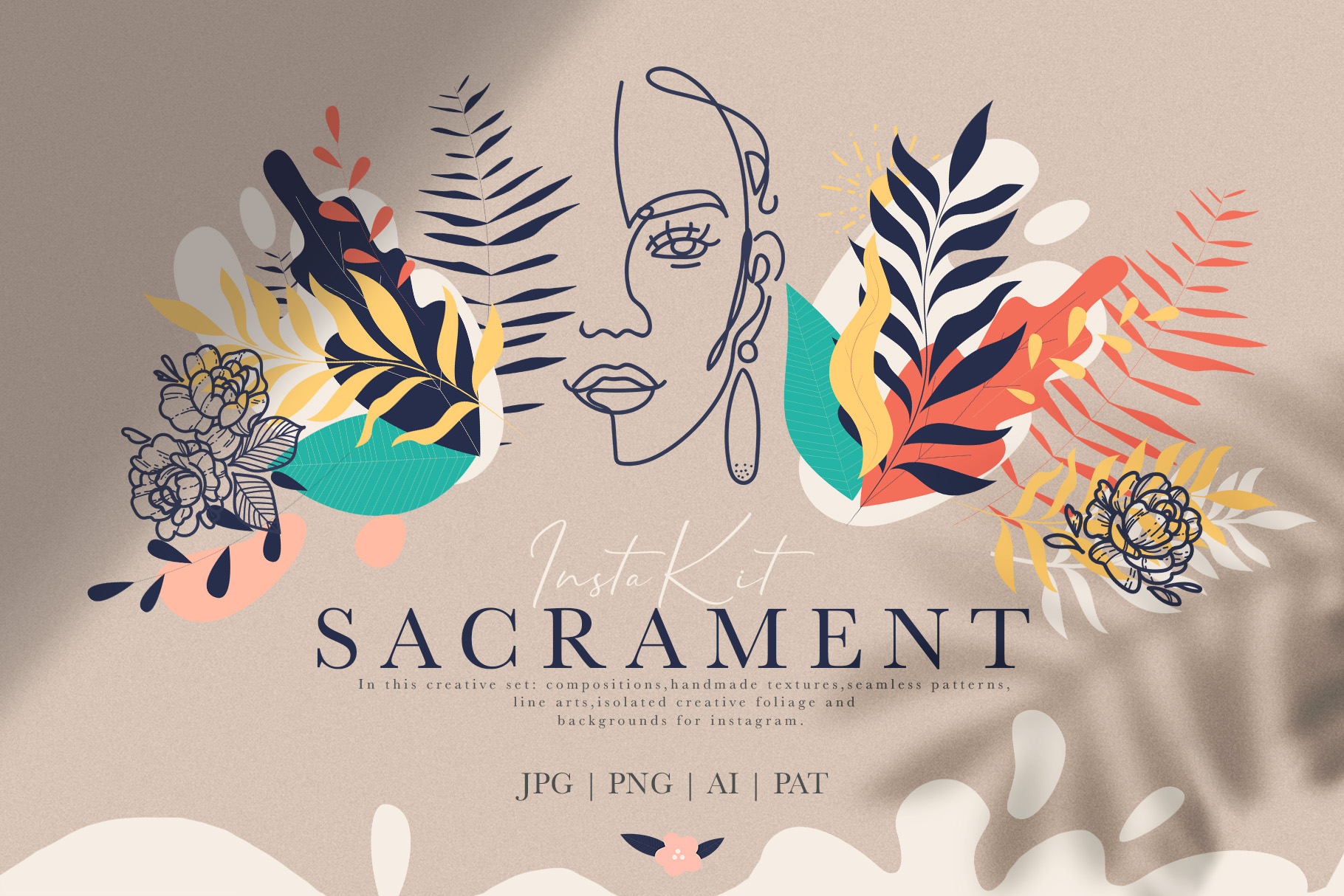 Sacrament Insta Kit example image 1