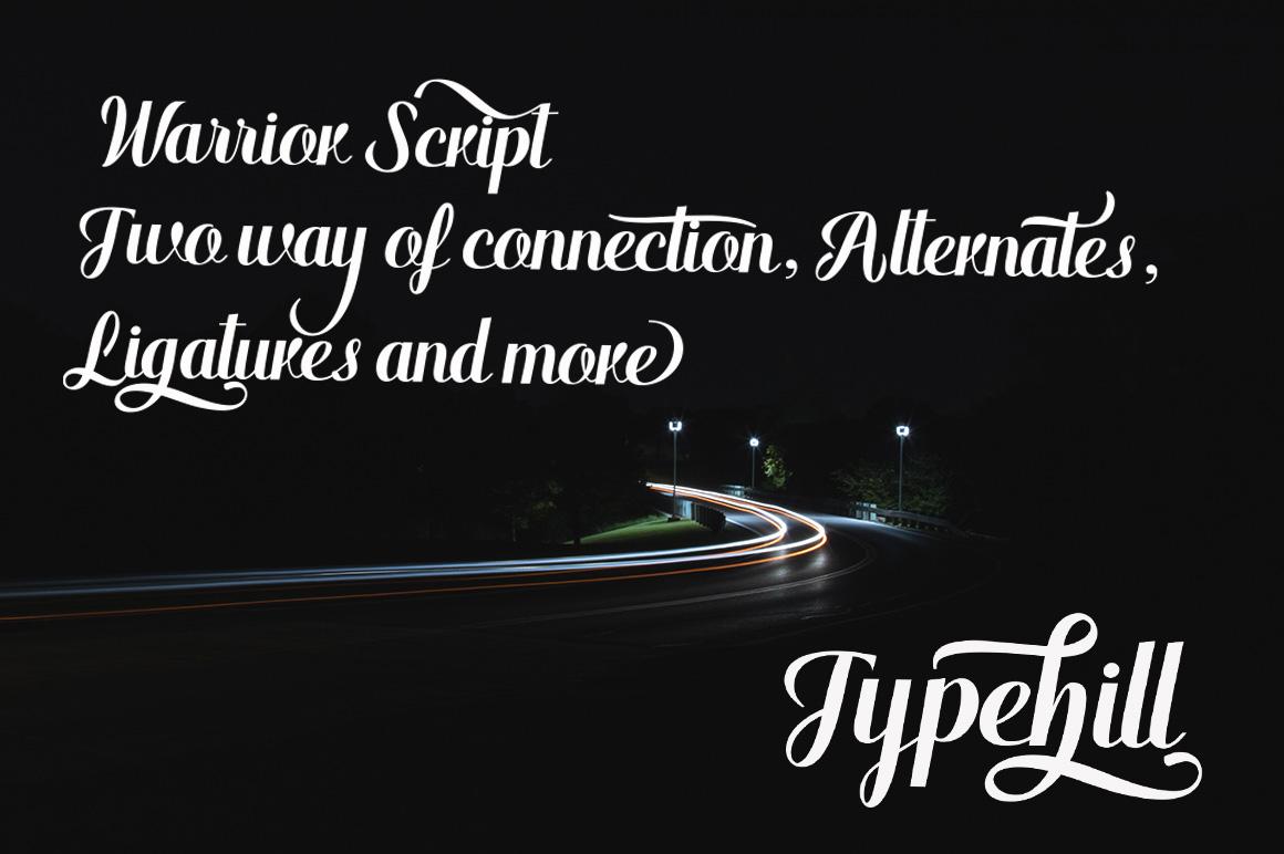 Warrior Script example image 2