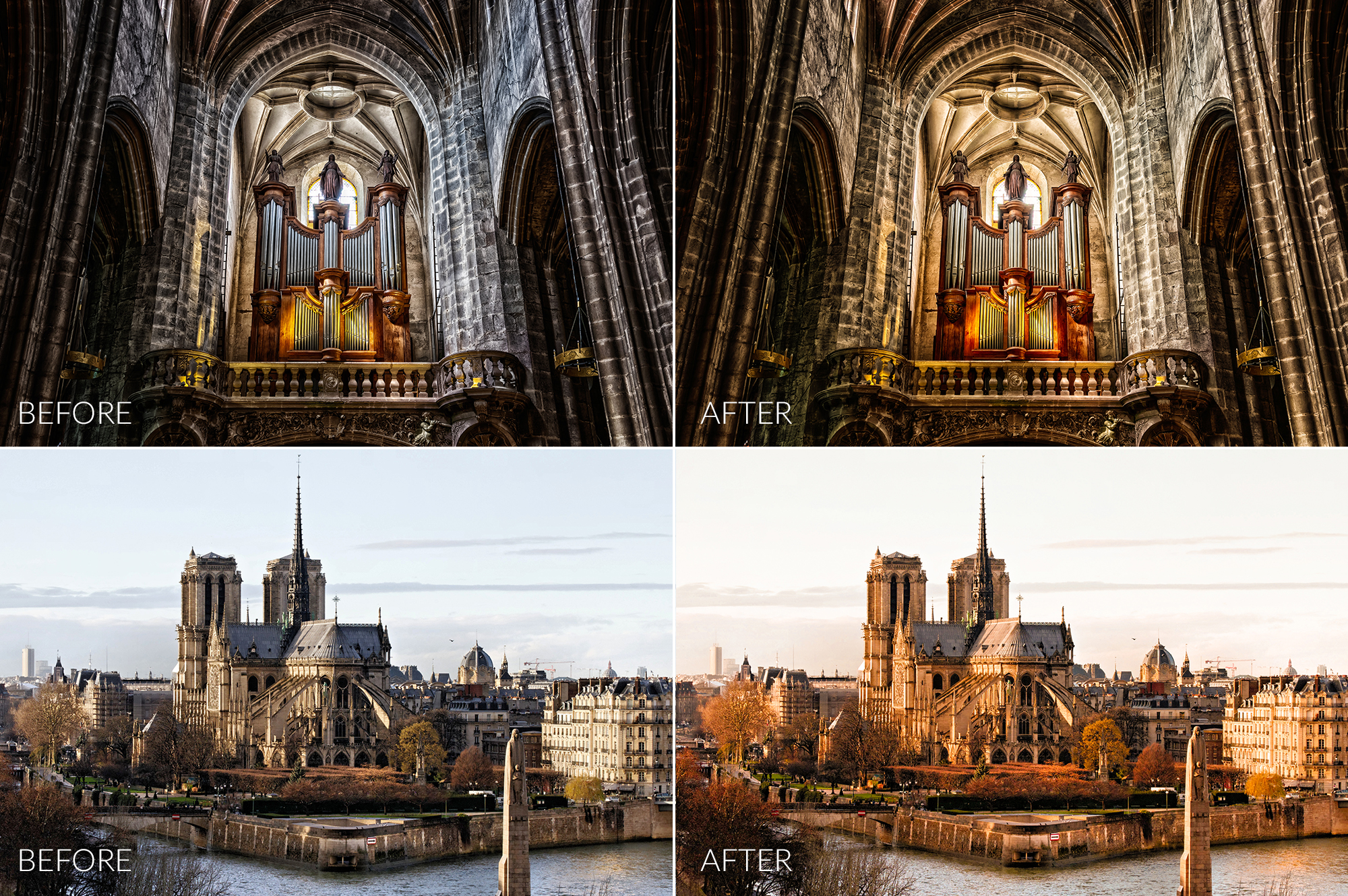 Gothic Lr Presets example image 6
