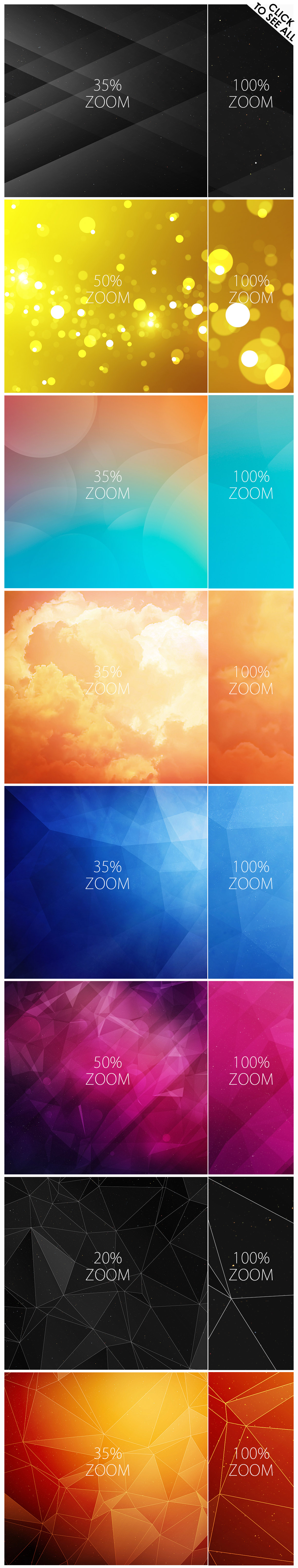 Supermassive Backgrounds Bundle example image 8