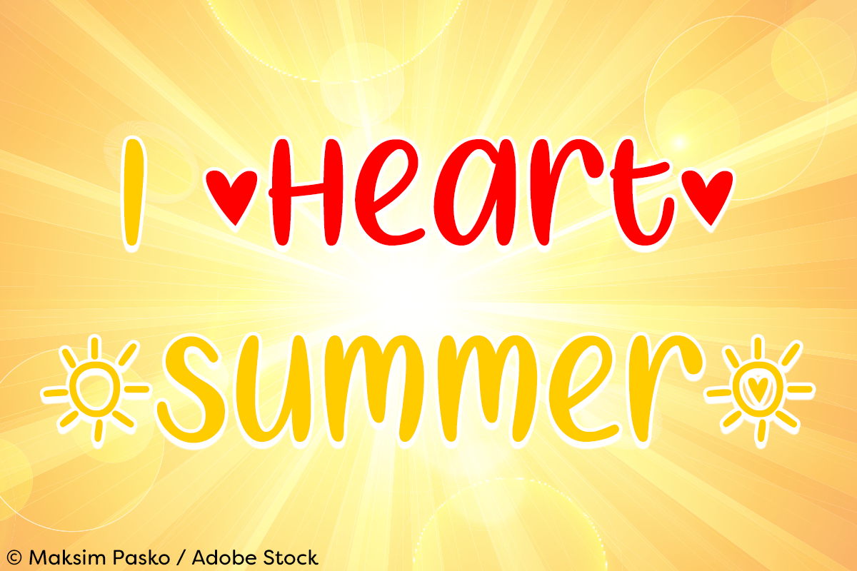 I Heart Summer example image 1