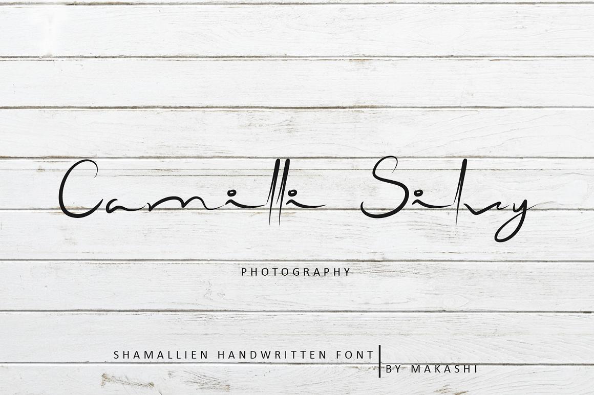 Shamallien example image 5