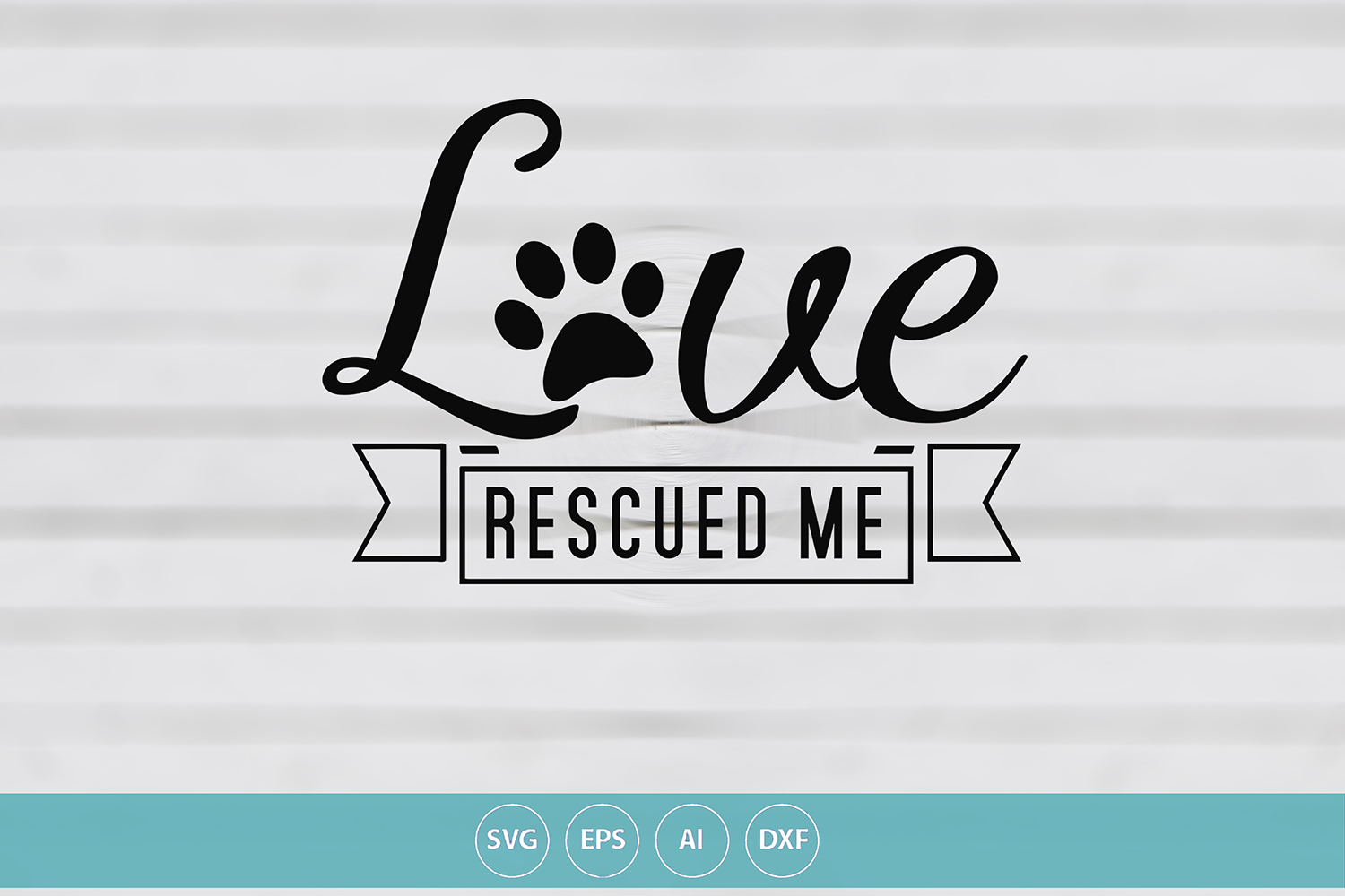 Love Rescued Me example image 1