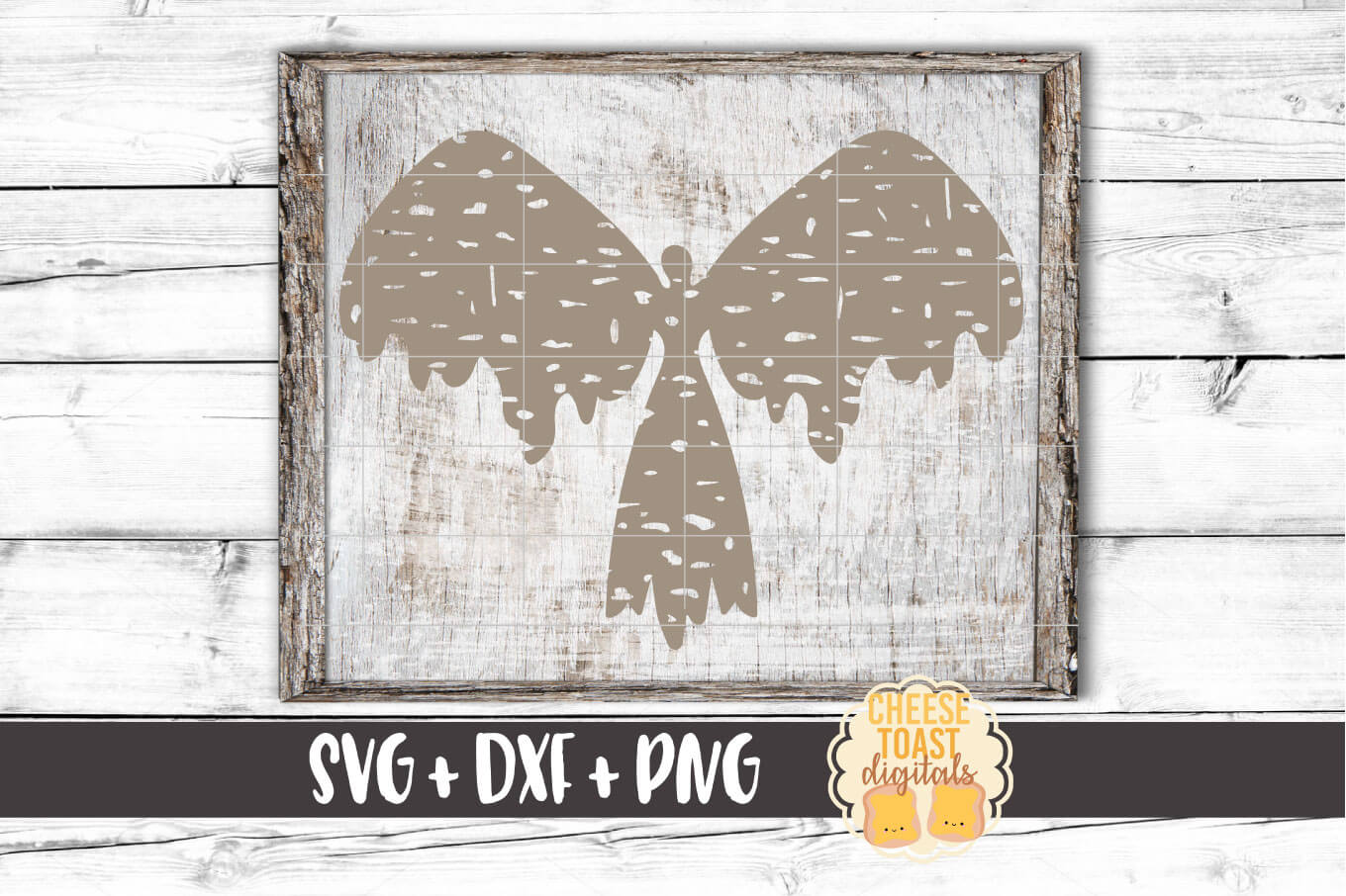 Distressed Angel Bundle - Christmas SVG Files - Remembrance example image 2