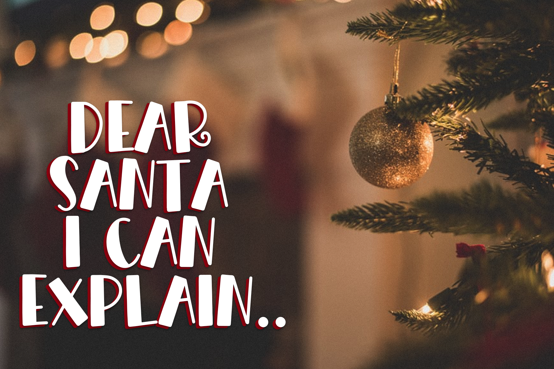 Merry Merry - A Fun Handwritten Font in Three Styles! example image 5