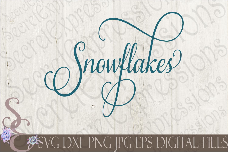 Winter SVG Bundle 10 Designs example image 10