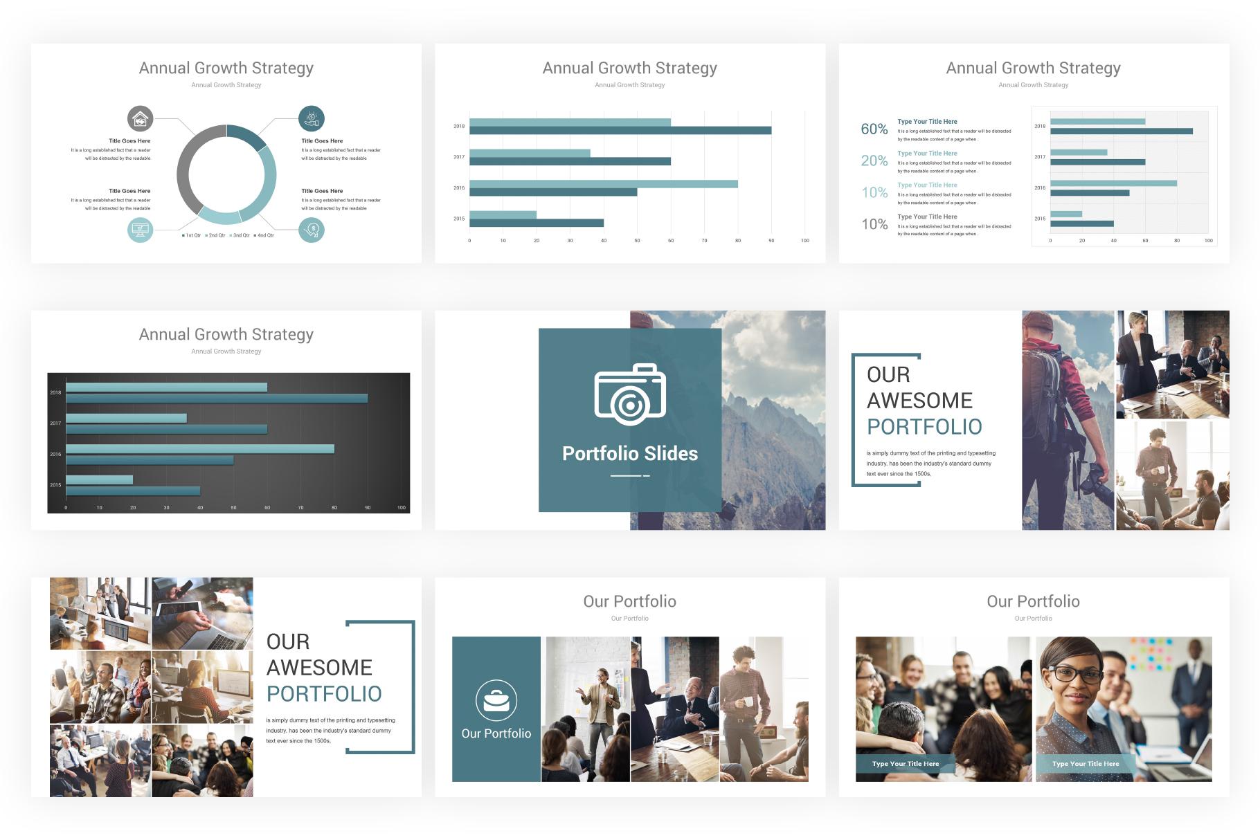 Marketing Plan PowerPoint Presentation Template example image 16
