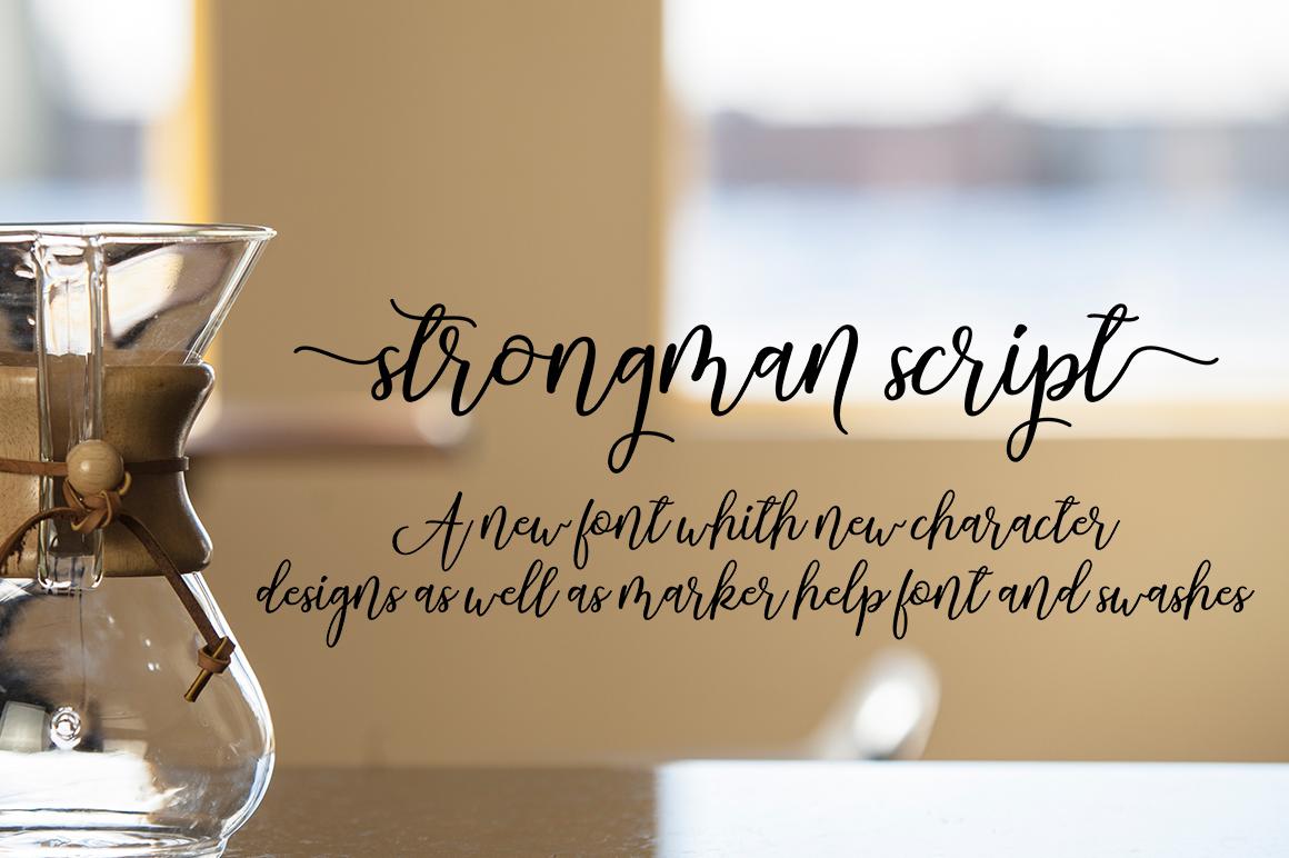 Strongman Script example image 5
