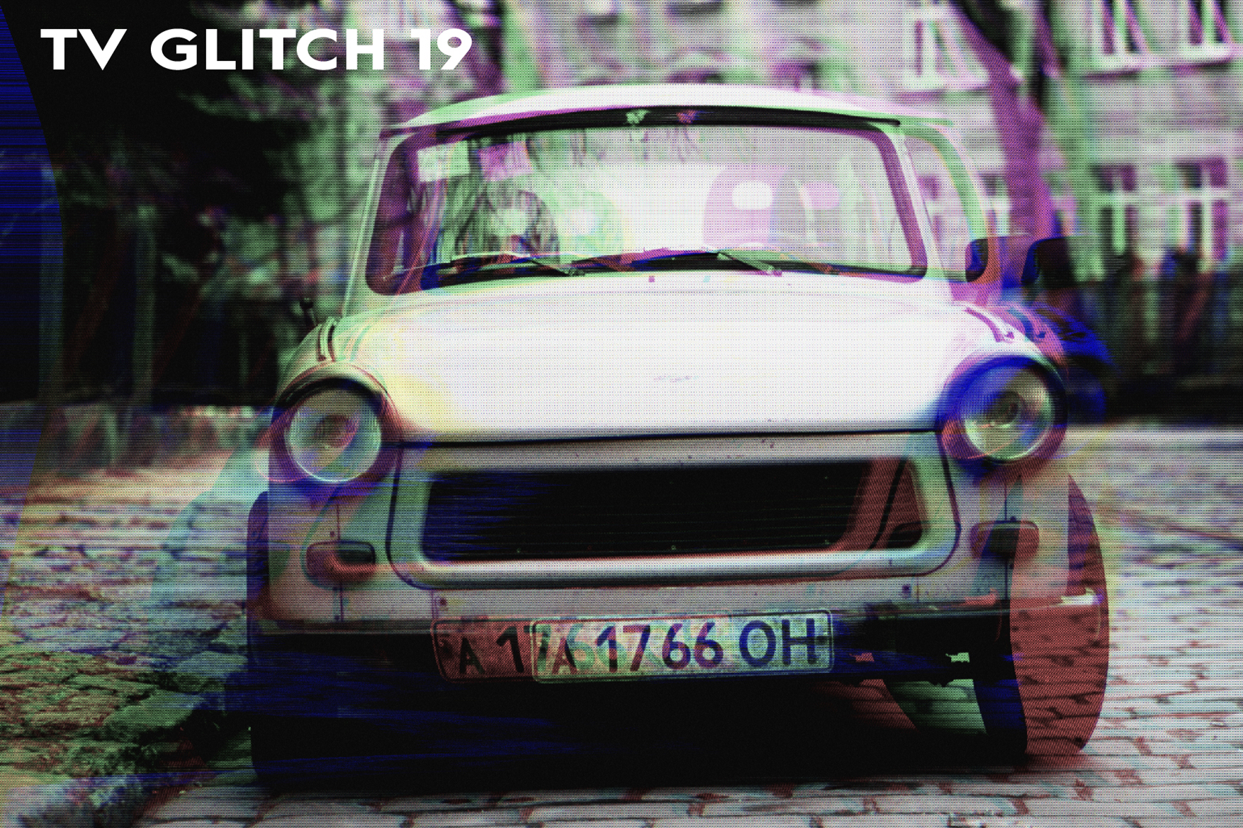AL's Glitch TV Action Pack Vol. 1 example image 21