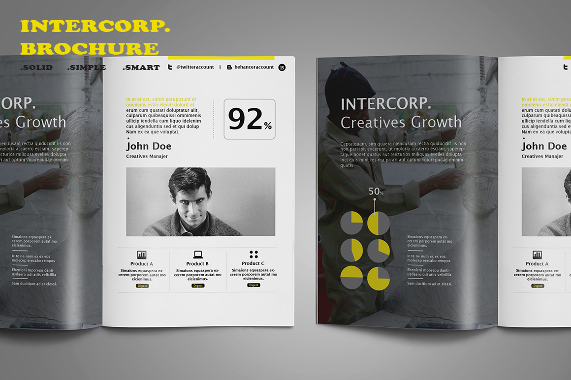 Intercorp Brochure Template example image 6