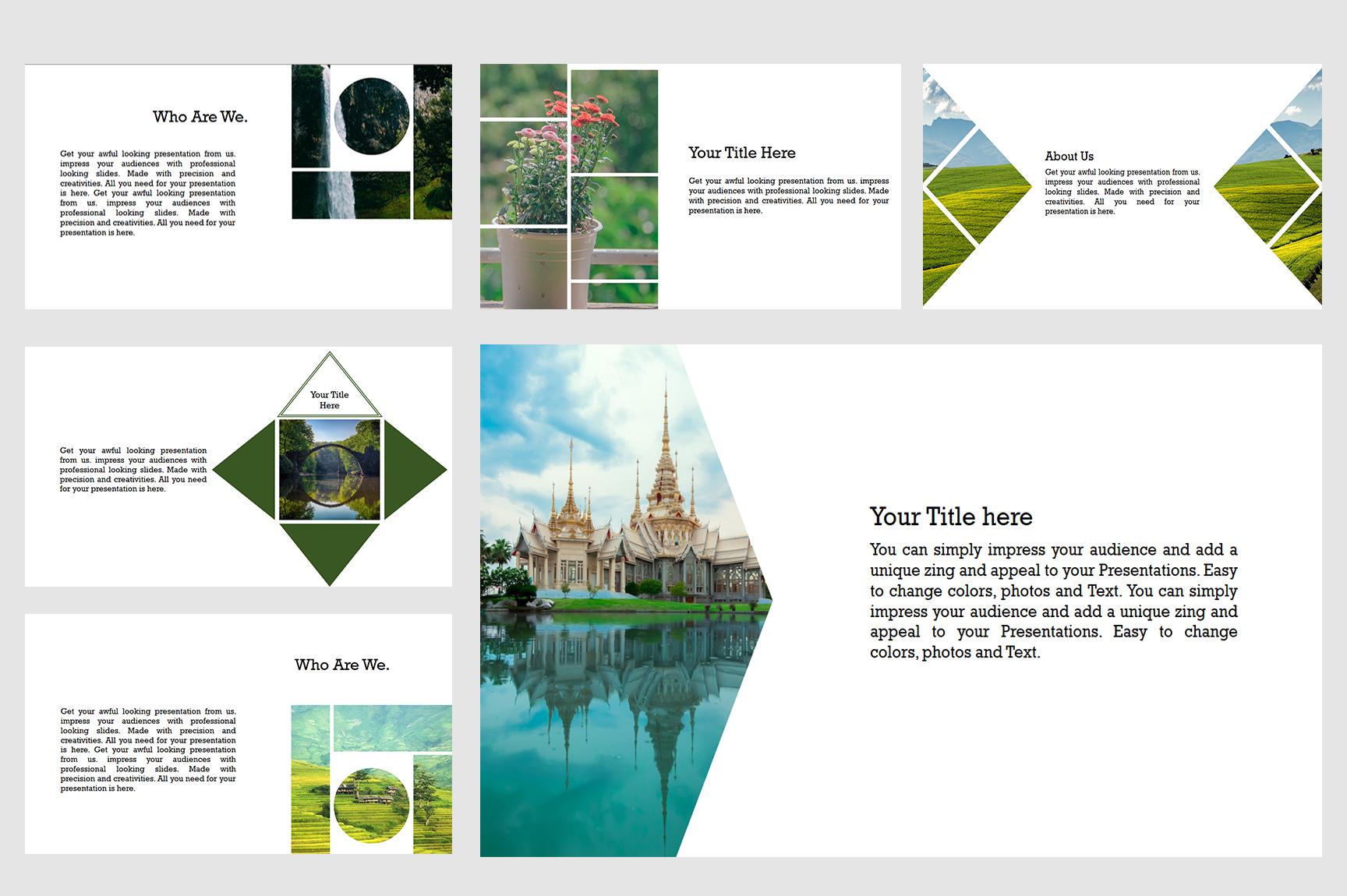 Nature Google Slide Presentations example image 4