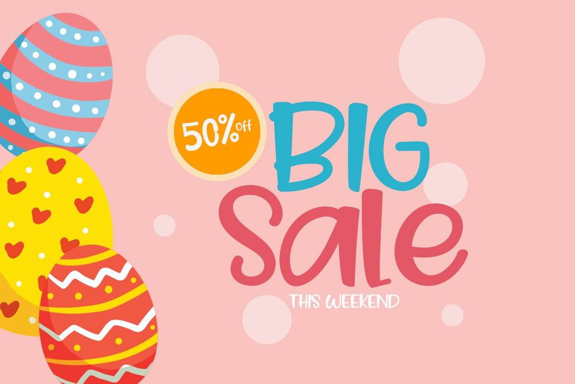 Goo Easter Font example image 3