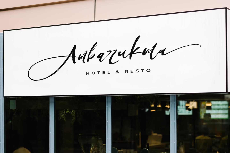 Antariksa -Rough Signature- example image 9