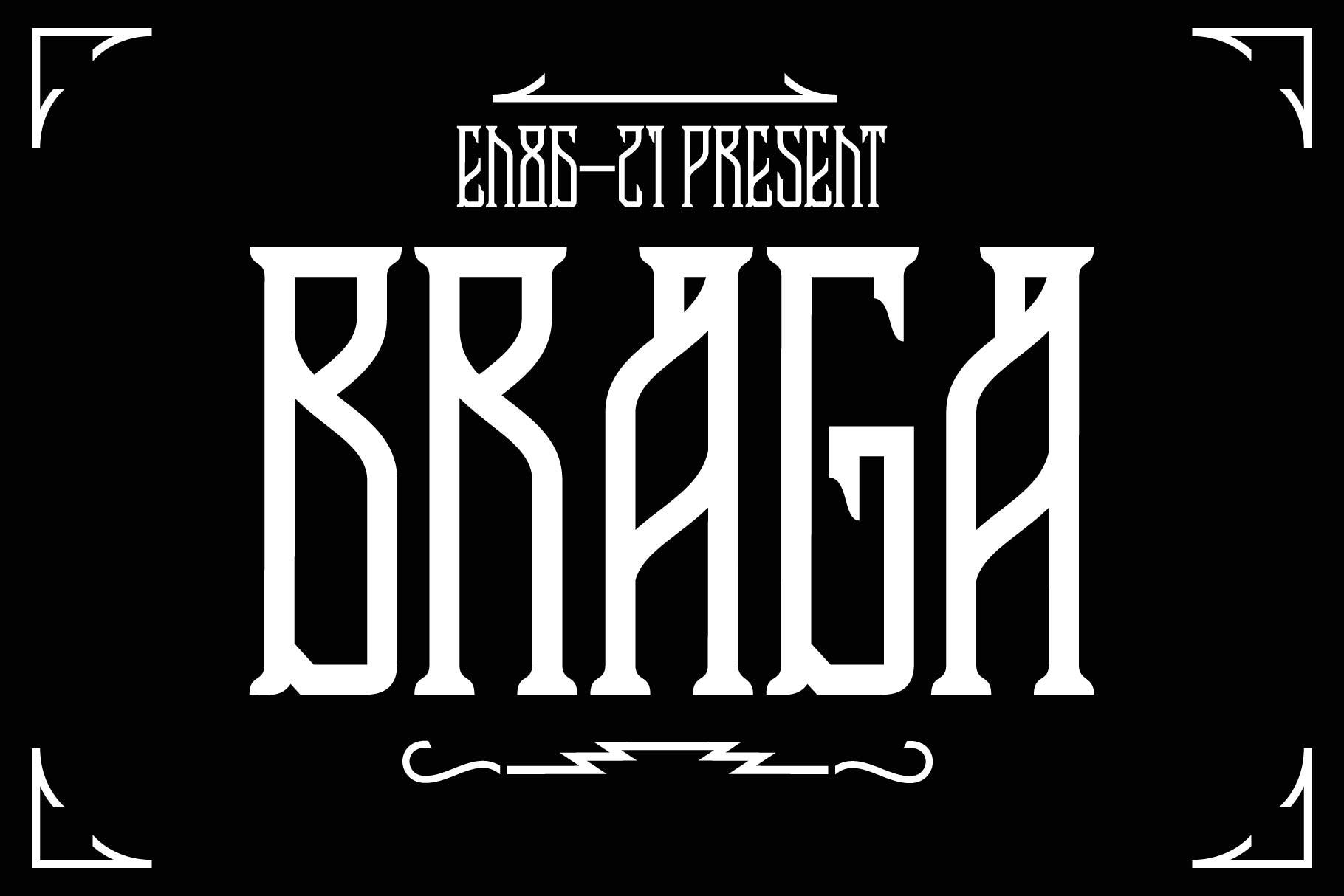 Braga & extras example image 1